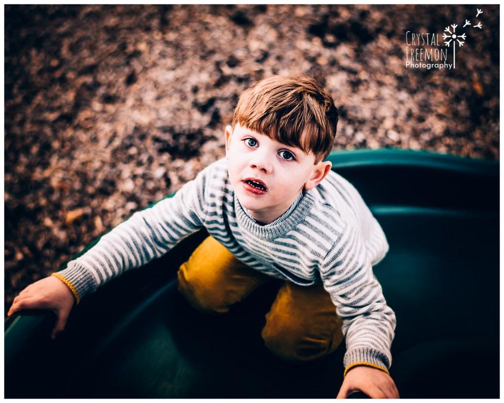 Let them Be Wild - Nashville Family Photographer