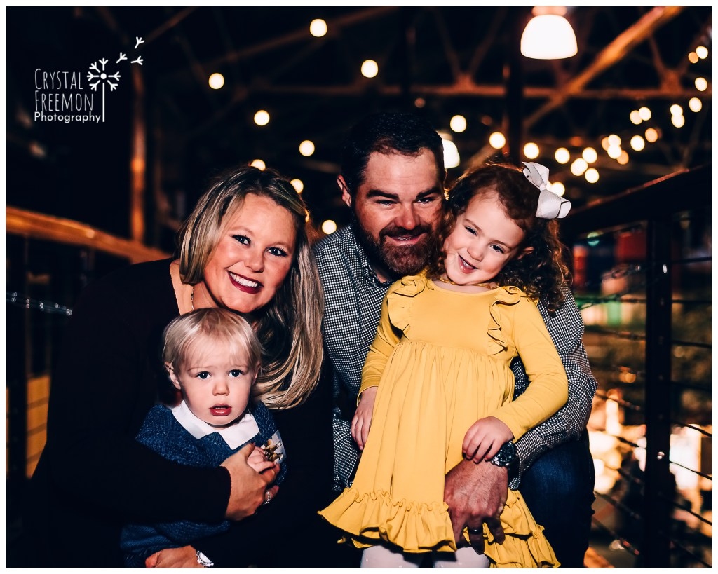 Extended Family Portrait Session at the Factory At Franklin