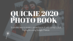How to make a quick photo book of your families 2020 Highlights