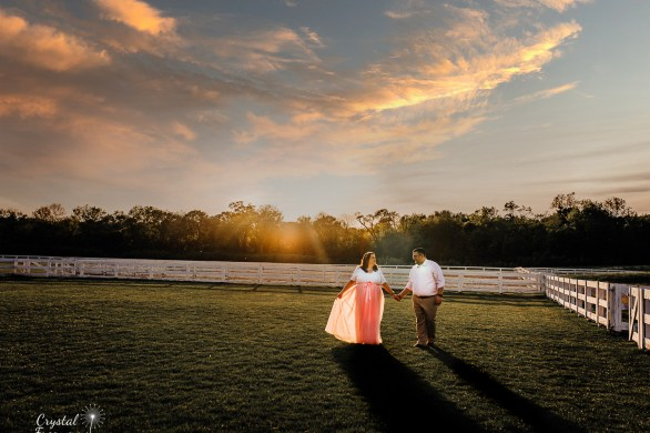 Maternity Photos at Park of Harlinsdale Farms in Franklin, TN