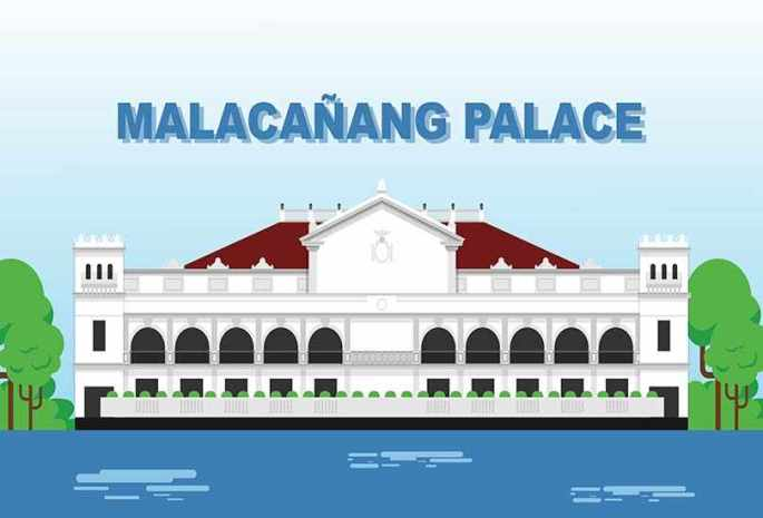 The Malacanang Palace