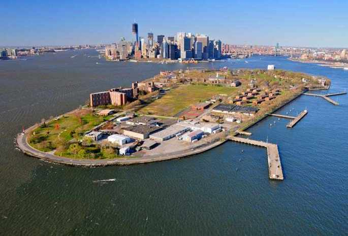 The Governor's Island
