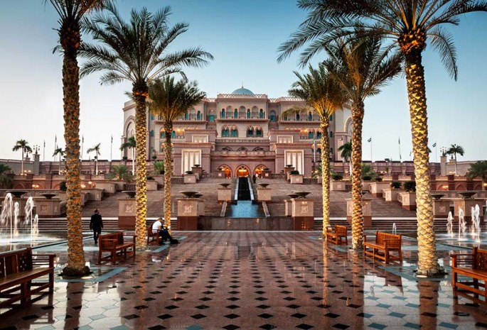 Experience the Opulence of Emirates Palace