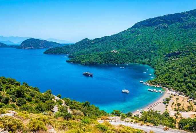 Dalaman, Turkey – A Charming Getaway