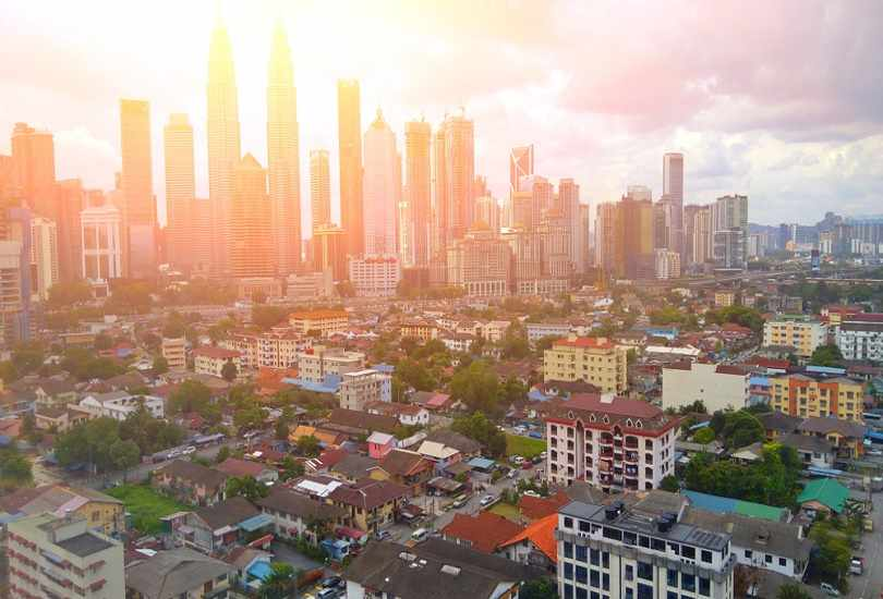 FOUR SEASONS PLACE KUALA LUMPUR, MALAYSIA