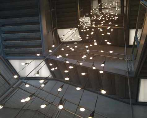 Admire the Downtown Art at the Whitney Museum of American Art