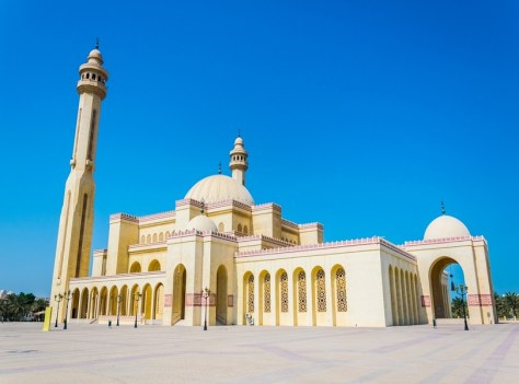 Al Fateh Grand Mosque, Manama