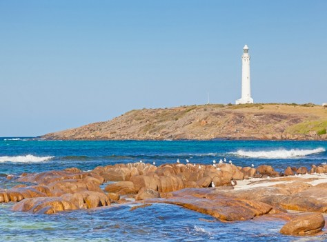 CAPE NATURALISTE AND CAPE LEEUWIN, WESTERN AUSTRALIA