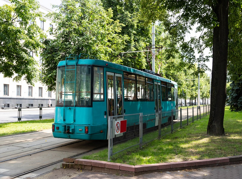 ENJOY A RIDE IN THE CITY CIRCLE TRAM