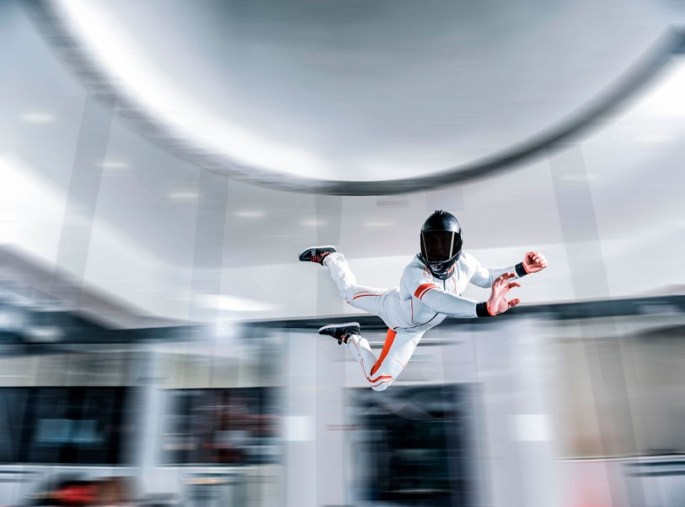 FLY AT IFLY SINGAPORE
