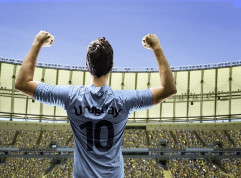 CHEER A TEAM AT MARACANA
