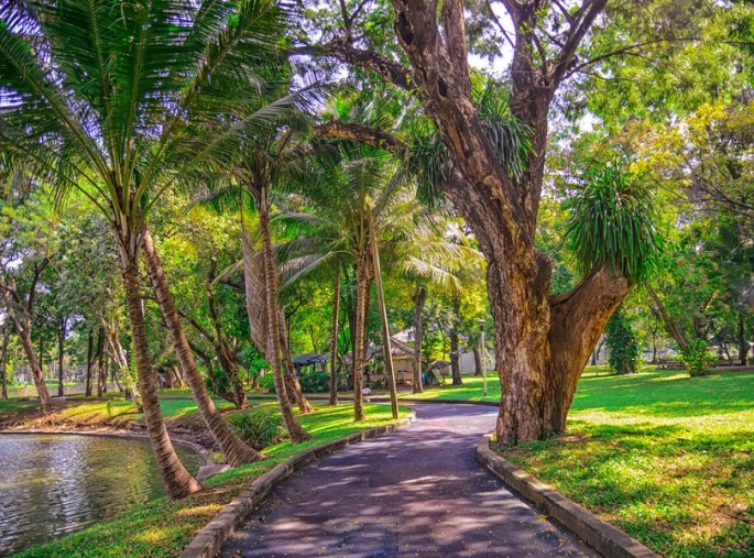 EXPLORE THE BEAUTIFUL LUMPINI PARK
