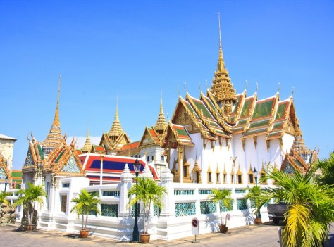 THE OPULENT GRAND PALACE