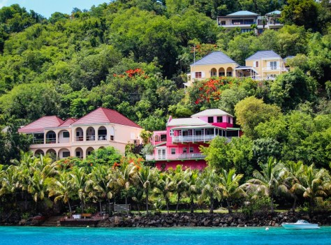 TORTOLA – BRITISH VIRGIN ISLANDS