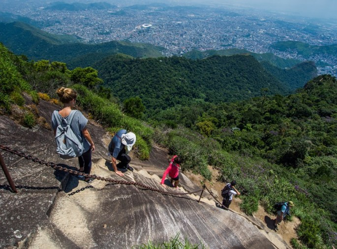 TOUR THE WOODLAND CITY AT TIJUCA NATIONAL PARK
