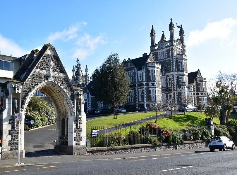 Explore Scottish and Maori heritage at Dunedin
