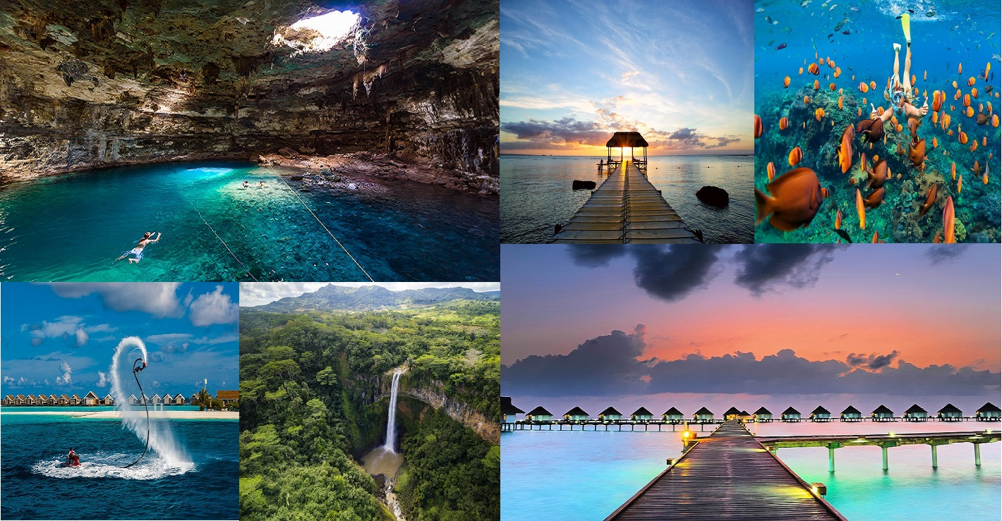 Mauritius, Maldives and Mexico