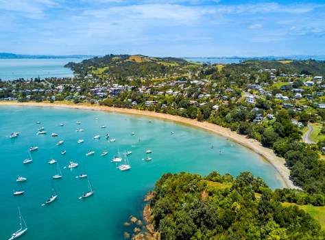 Waiheke Island for Pure Solitude