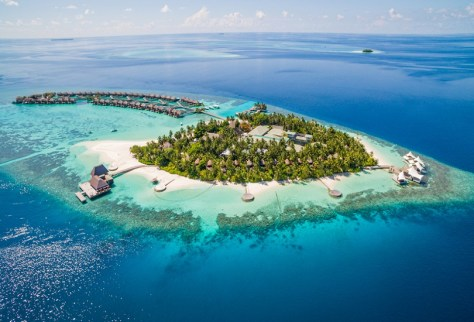 w Maldives Resort
