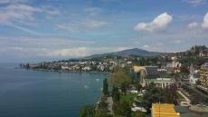 Départ de Montreux par Antoine Daniel