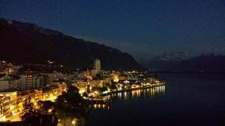 Vu de Montreux par Antoine Daniel