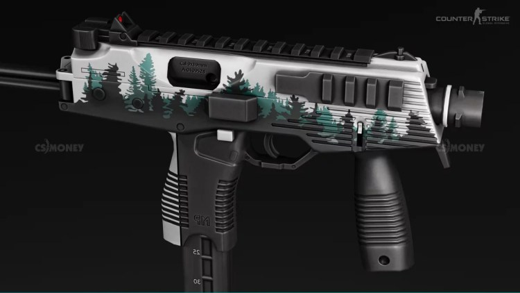 MP9 Winter Forest