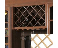 Build Wine Rack Cabinet PDF Woodworking