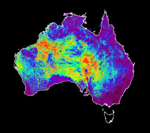 Australia creates world's first continental-scale mineral maps