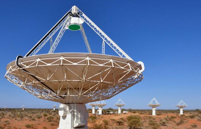 Make our ASKAP telescope a star of the night sky