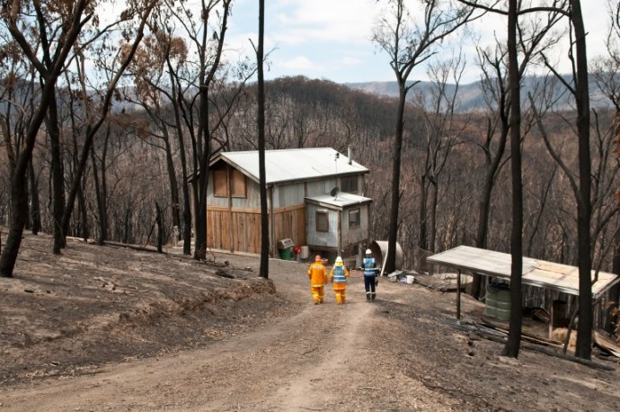 Bushfire resilience: preparing yourself and your property