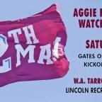 Despite Aggie road game, you can still tailgate Saturday