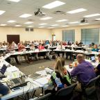 Council reviews proposed budget during workshops