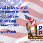 Public Power Week focuses on reliable electricity