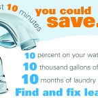 3 simple steps to save big on your water bill