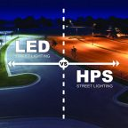 College Station converts to efficient LED street lights