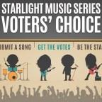 Voters' Choice returns to popular Starlight Music Series