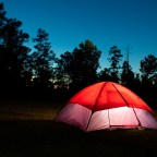 Park in the Dark like a backyard campout – only better