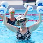 Get in summer shape fast with an Aqua Fitness pass