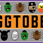 What will Halloween look like? Welcome to Eggtober!
