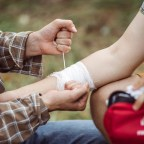 Wilderness first aid class prepares you for emergencies