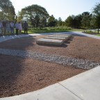 Inspirational First Down Park honors legendary NFL referee Red Cashion