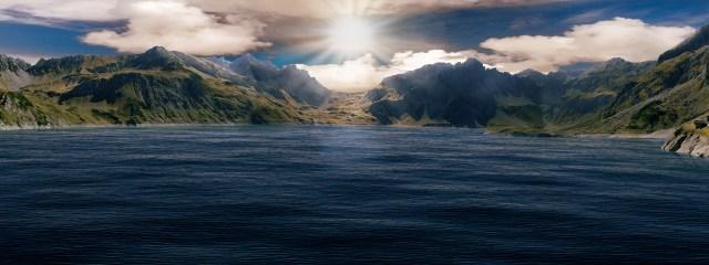 lagos naturais