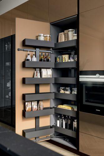 accessoires de tiroir de cuisine