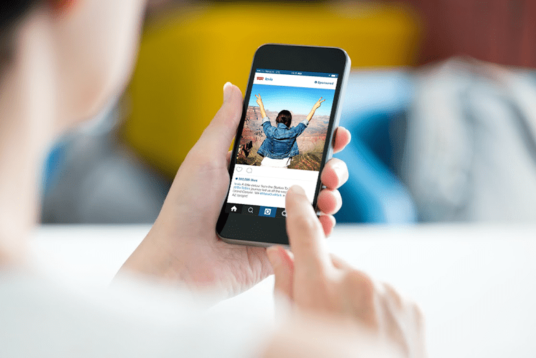 How To Make Wallpaper Fit On Iphone 6 6 Examples Amp Best Practices For Creating Instagram Ads