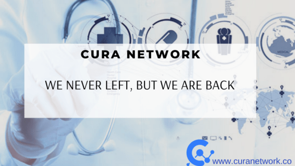 Cura network is back