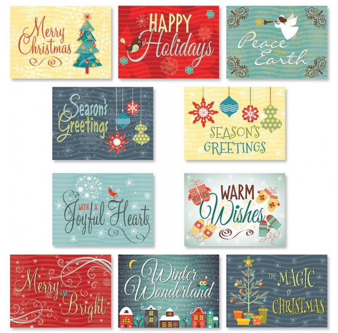 Christmas Cards Are On Sale Here Are Our Favorites