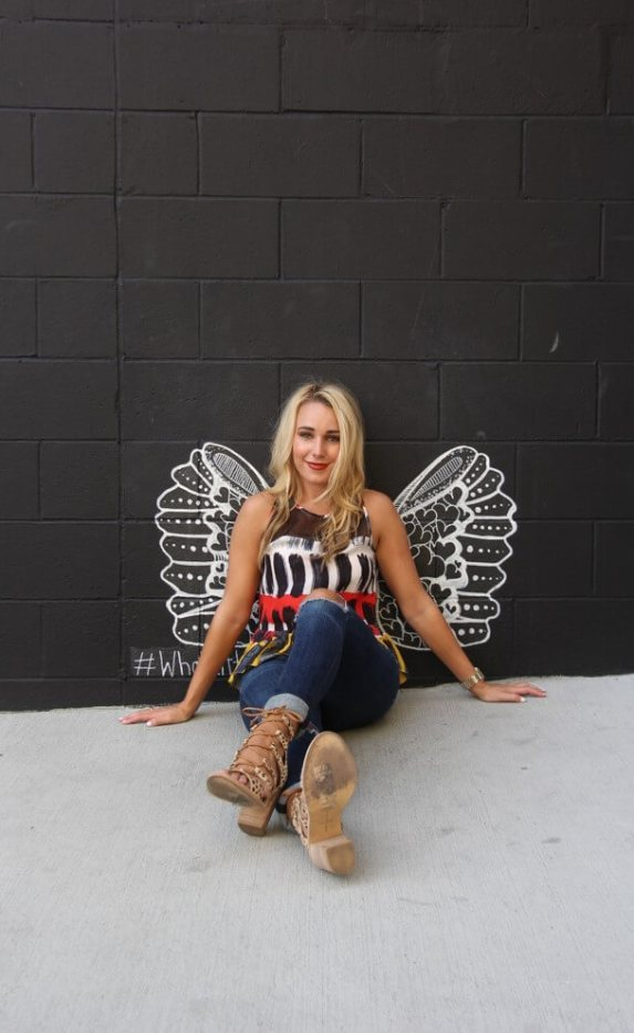 Alli angel