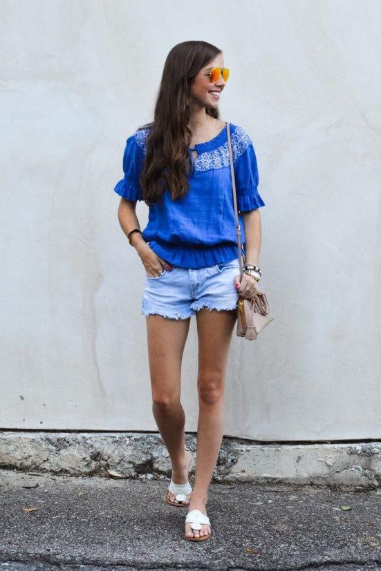 jean shorts 2