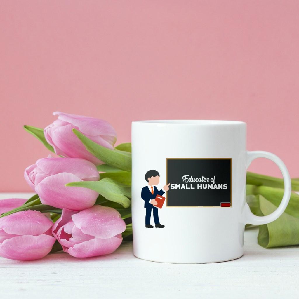 print on demand teacher mug