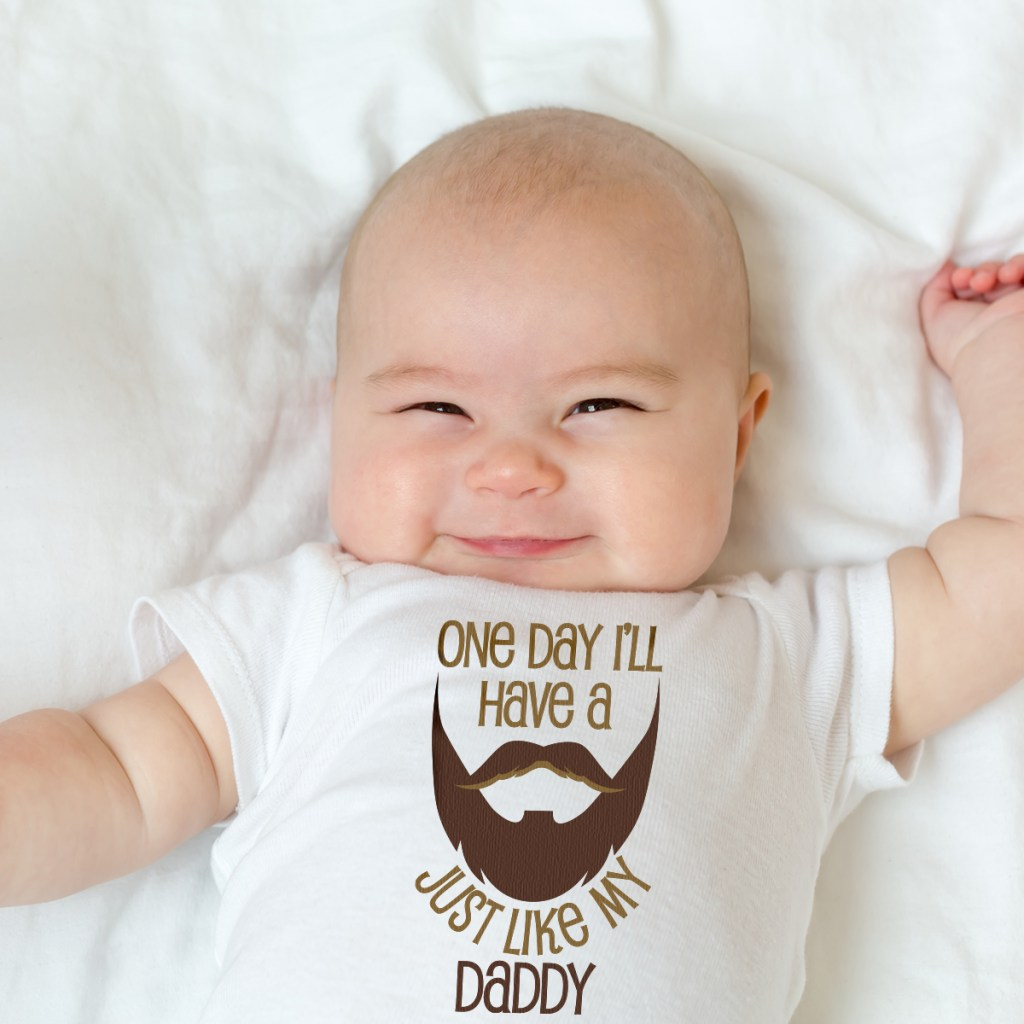 New Dad Baby Onesie